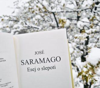 José Saramago: Esej o slepoti