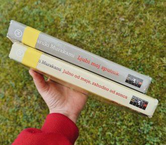 Haruki Murakami: Ljubi moj sputnik & Južno od meje, zahodno od sonca